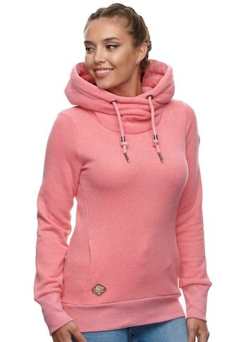 Ragwear Sweater »GRIPY BOLD«, mit hochschießendem Schalkragen kaufen