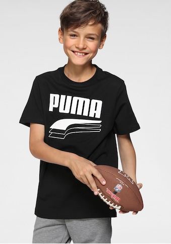 PUMA T - Shirt »REBEL BOLD TEE BOYS« kaufen