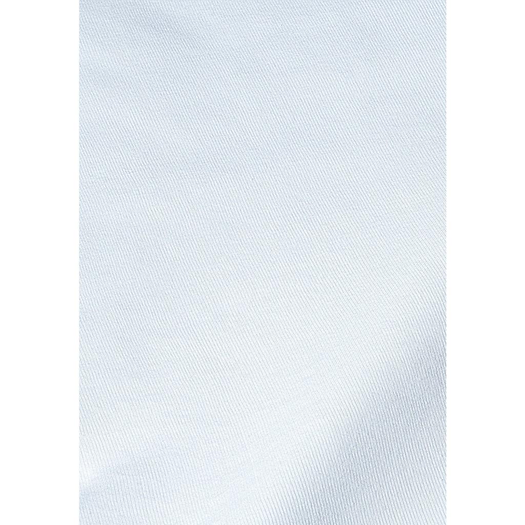 Schiesser Slip, (3 St.), mit Eingriff schlichte Basic-Slips in Top-Markenqualit