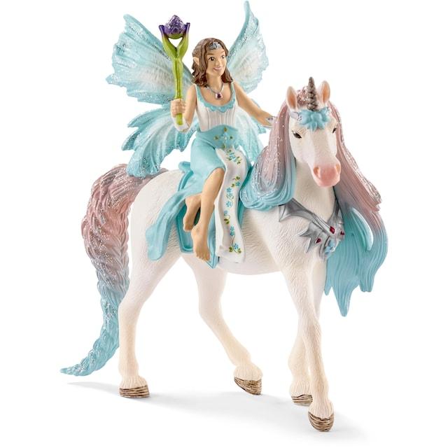 """Schleich® Spielfigur """"bayala, Eyela mit Prinzessinnen-Einhorn (70569)"""""""