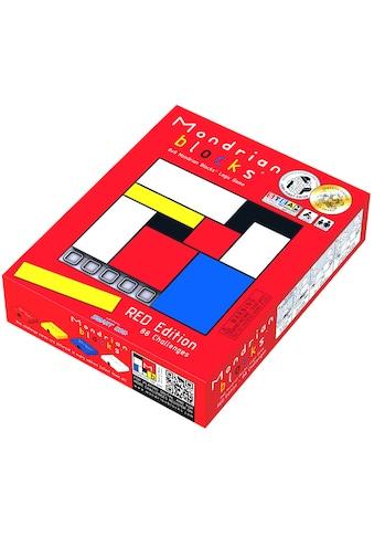 Mondrian Blocks Spiel »Red Edition« kaufen