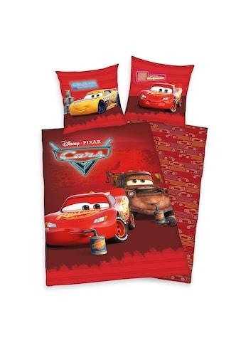 Disney Cars Kinderbettwäsche »Cars, Baumwoll-Renforcé« kaufen