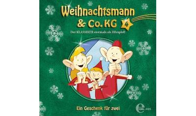 Musik - CD (4)Original HSP z.TV - Serie - Ein Geschenk Für Zwei / Weihnachtsmann & Co.KG, (1 CD) kaufen