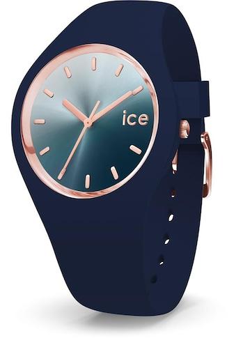 ice-watch Quarzuhr »ICE sunset - Blue - Medium, 015751« kaufen