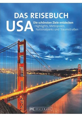 Buch »Das Reisebuch USA / Dr. Peter Kränzle und Dr. Margit Brinke, Christian Heeb« kaufen