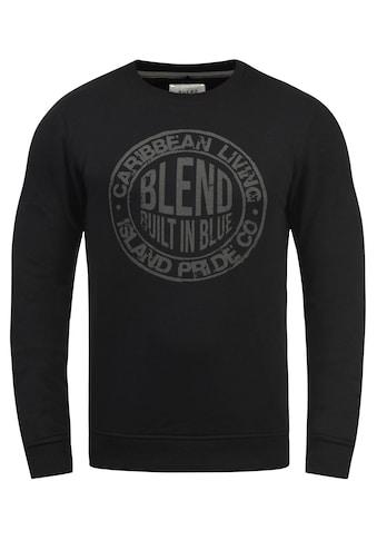 Blend Sweatshirt »Ilas«, Sweatpullover mit Logoprint kaufen