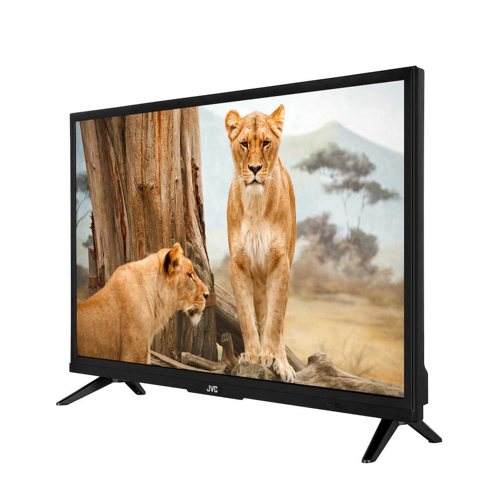 "JVC LED-Fernseher »LT-24VH5965«, 60 cm/24 "", HD-ready, Smart-TV"