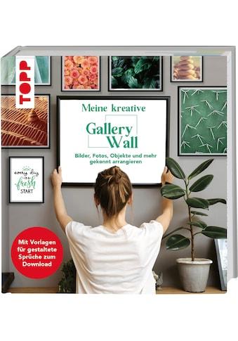 Buch »Meine kreative Gallery Wall / Frederike Treu« kaufen
