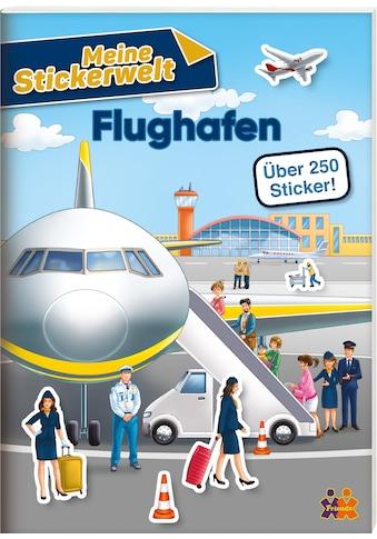 Buch Meine Stickerwelt. Flughafen / DIVERSE kaufen
