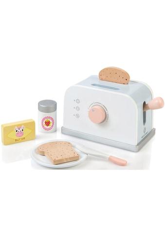 "MUSTERKIND® Kinder - Toaster ""Olea, weiß/graublau"" kaufen"