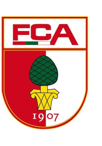 Wall-Art Wandtattoo »Fußball FC Augsburg Logo« kaufen