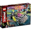 LEGO® Konstruktionsspielsteine »Ninja-Tuning-Fahrzeug (71710), LEGO® NINJAGO®«, (419 St.), Made in Europe