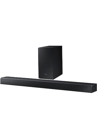 Samsung »HW - N850/ZG« Soundbar (WLAN (WiFi), Bluetooth, 372 Watt) kaufen