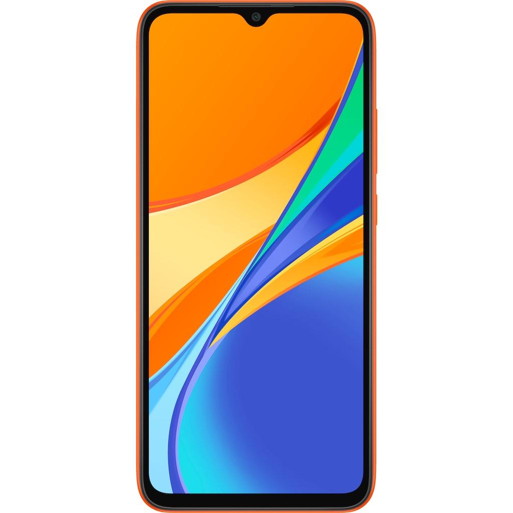 "Xiaomi Smartphone »Redmi 9C«, (16,6 cm/6,53 "", 32 GB Speicherplatz, 13 MP Kamera)"