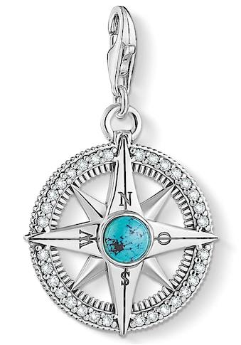 THOMAS SABO Charm - Einhänger »Kompass türkis, 1773 - 646 - 17« kaufen