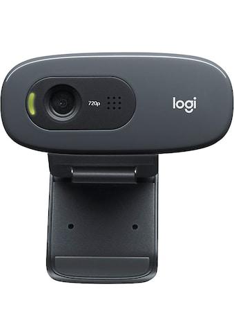 Logitech »C270« Webcam (HD) kaufen