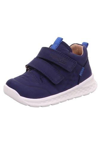 Superfit Sneaker »Breeze WMS Weiten-Messsystem: mittel«, mit praktischem Klettverschluss kaufen