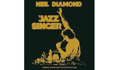 Musik-CD »JAZZ SINGER, THE (OST) / Diamond,Neil« kaufen