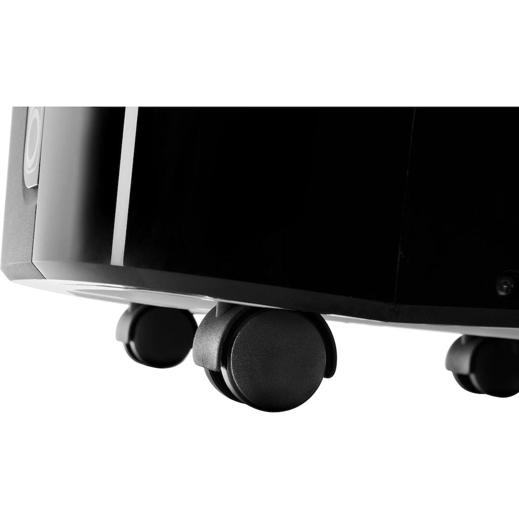 De'Longhi Klimagerät »PAC EX120 SILENT«, Mobiles Klimagerät mit Entfeuchtungs-Funktion
