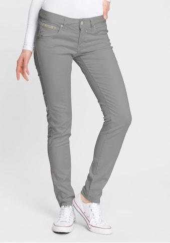Herrlicher Slim-fit-Jeans »TOUCH SLIM SATIN«, Powerstretch aus Satin kaufen