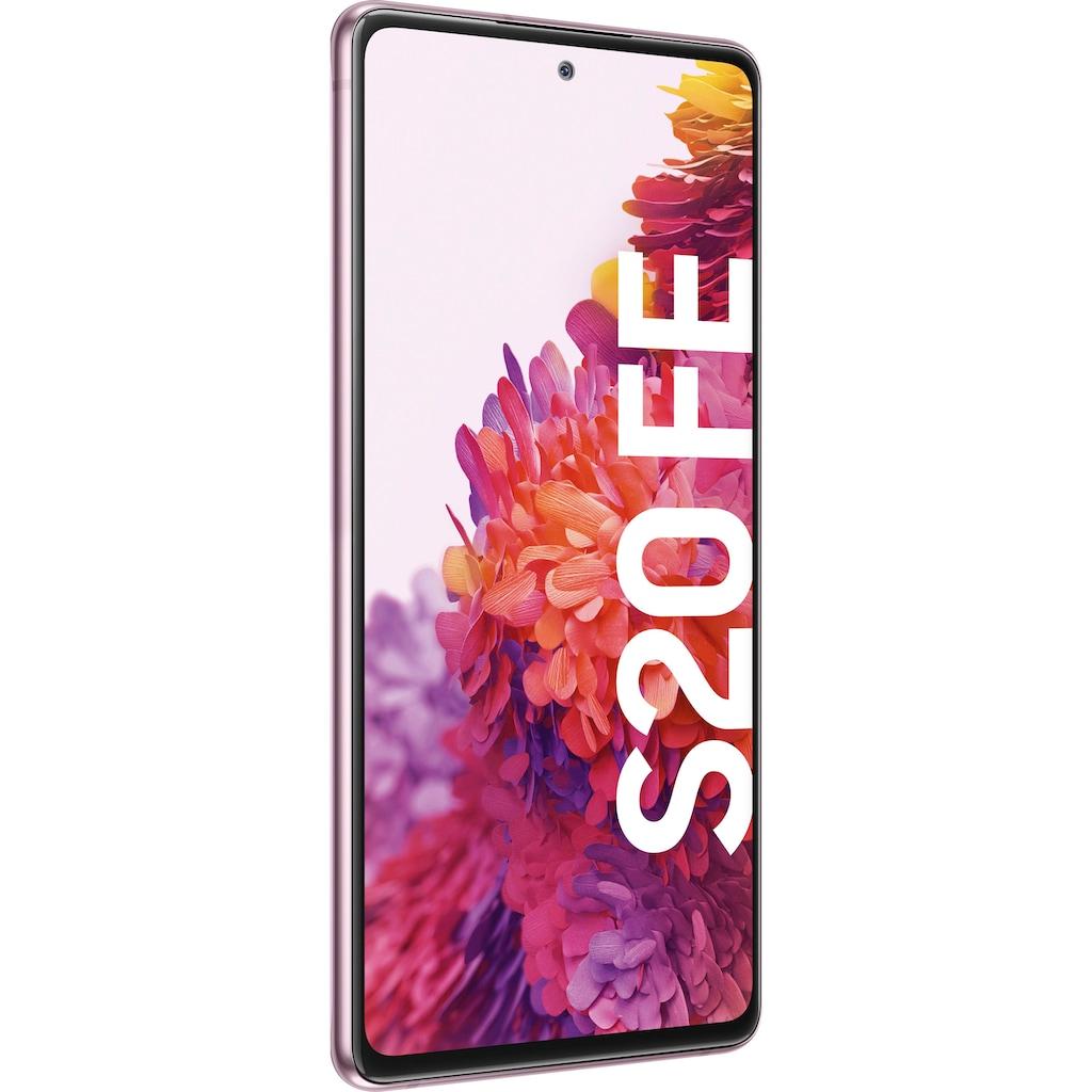 "Samsung Smartphone »S20 FE (2021)«, (16,4 cm/6,5 "", 128 GB Speicherplatz, 12 MP Kamera)"
