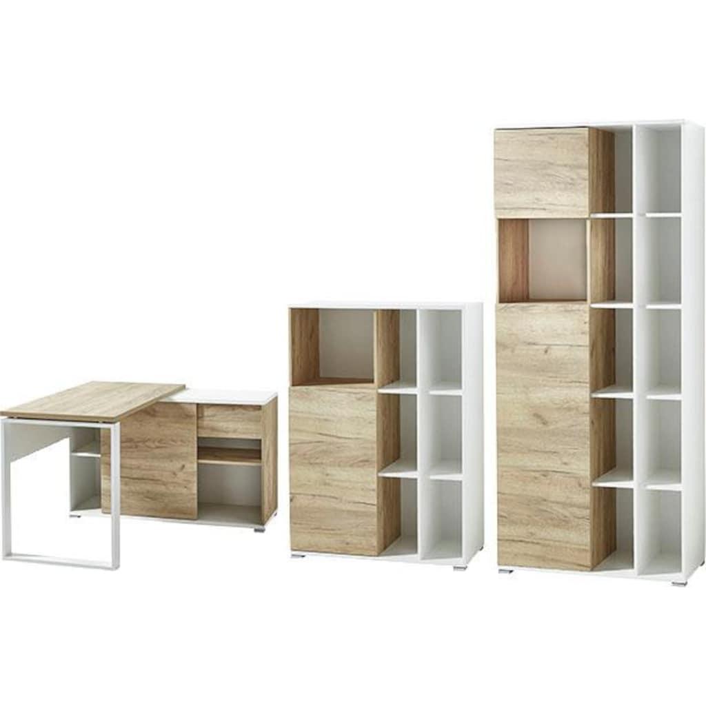 GERMANIA Büro-Set »GW-Lioni«, (Set, 3 St.)
