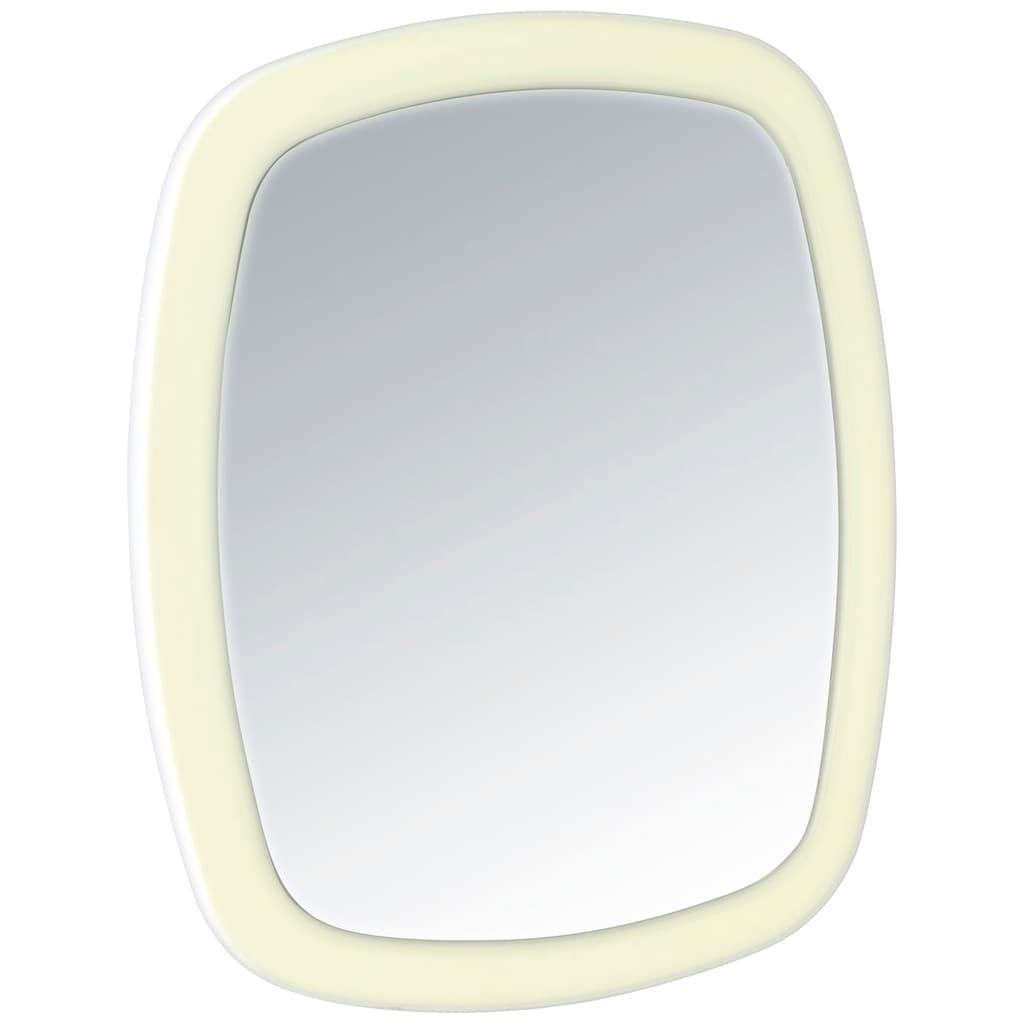 WENKO Kosmetikspiegel »Nurri«, (1 St.), LED-Wandspiegel