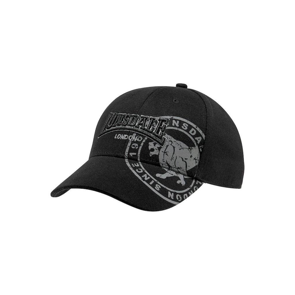 Lonsdale Baseball Cap, (Packung, 2 St.)
