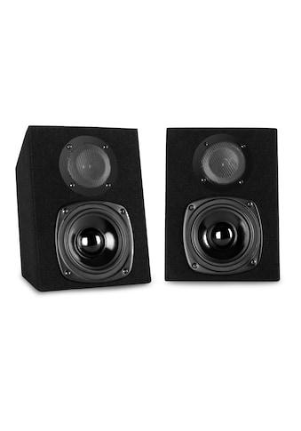 Auna ST 2000 passiver 2 Wege Lautsprecher 40W Paar »JO TRZ 200« kaufen