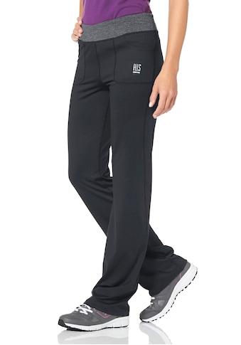 H.I.S Jazzpants, Bund mit Wickeloptik kaufen