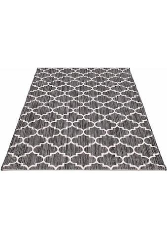 Carpet City Teppich »Sun 604«, rechteckig, 5 mm Höhe, In- und Outdoor geeignet,... kaufen