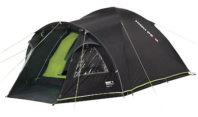High Peak Kuppelzelt »Talos 3«, 3 Personen, (Set, mit Transporttasche) kaufen