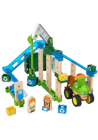 Fisher-Price® Spiel-Gebäude »Wunder Werker Recycling Center« kaufen