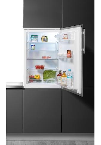 Amica Einbaukühlschrank »EVKS 351 190 E«, mit Edelstahltür kaufen