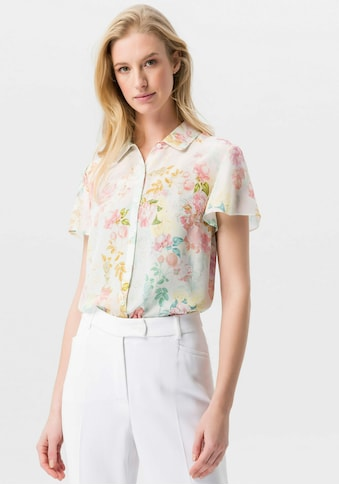 Uta Raasch Kurzarmbluse »Bluse aus 100% Seide« kaufen