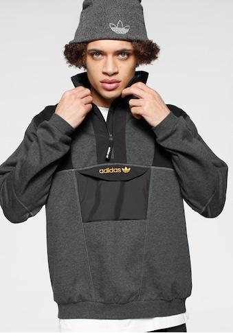 adidas Originals Sweatshirt »ADVENTURE FIELD HALF-ZIP« kaufen