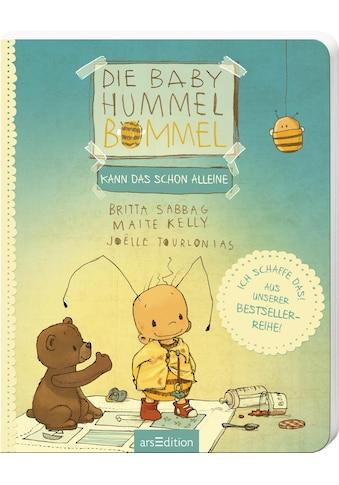 Buch »Die Baby Hummel Bommel - kann das schon alleine / Britta Sabbag, Maite Kelly,... kaufen