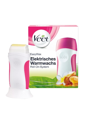 Veet Enthaarungswachs »Essential Inspirations Easy Wax Roll-On Set«, mit Easy-Gelwax... kaufen