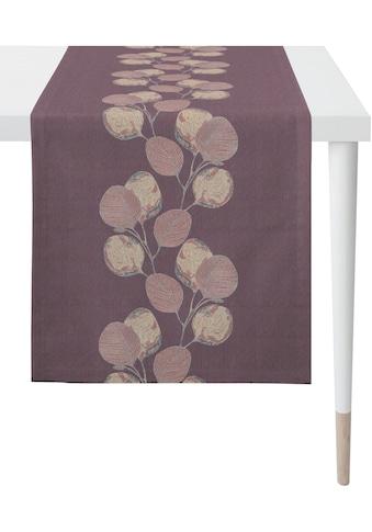 Tischläufer, »2717 LOFT STYLE, Jacquard«, APELT (1 - tlg.) kaufen
