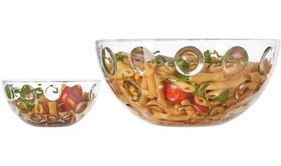 LEONARDO Schale »Cucina Optic«, (1 Schüssel, 4 Schälchen) kaufen