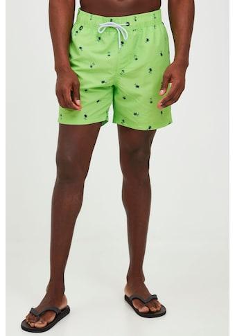 Blend Shorts »Blend Herren Badeshorts mit Muster«, kurze Badehose kaufen