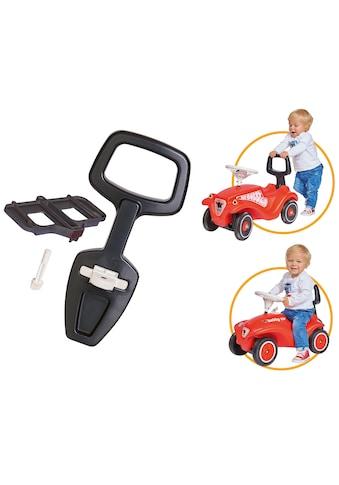 BIG Kinderfahrzeug Lauflernhilfe »BIG Bobby Car Walker 2in1 Zubehör«, 2in1 Rückenlehne und Lauflernhilfe, Made in Germany kaufen