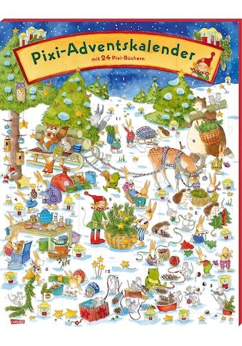 Buch Pixi Adventskalender 2019 / Diverse kaufen