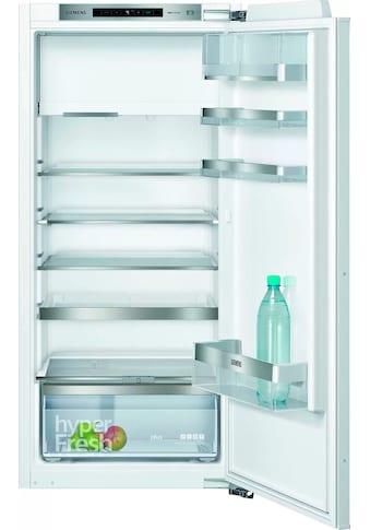 SIEMENS Einbaukühlschrank iQ500, 122,1 cm hoch, 55,8 cm breit kaufen