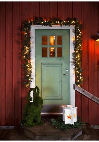 KONSTSMIDE Weihnachtsfigur, LED Fichtengirlande, 6m kaufen