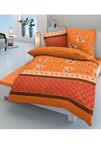 MOONLIGHT Bettwäsche »Sofia, Baumwoll-Renforcé« kaufen