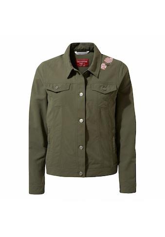 Craghoppers Funktionsjacke »Damen NosiLife Jacke Juliana mit Knopfverschluss« kaufen