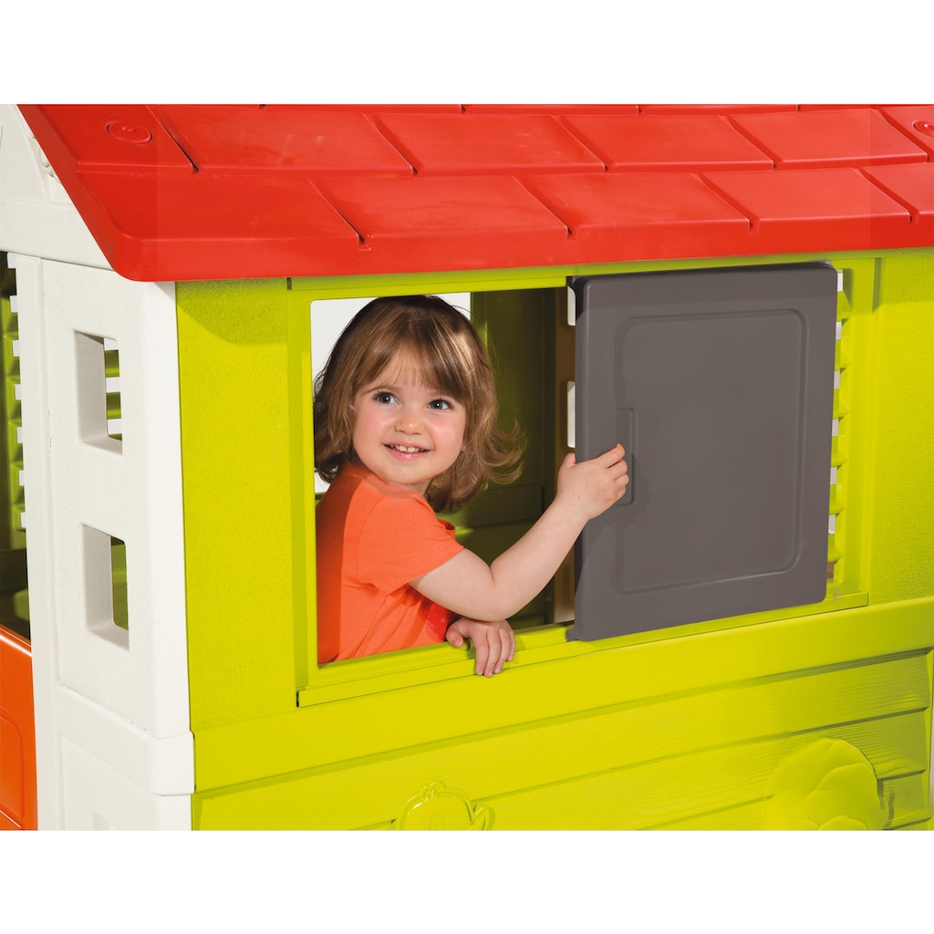 Smoby Spielhaus »Natur«, Made in Europe