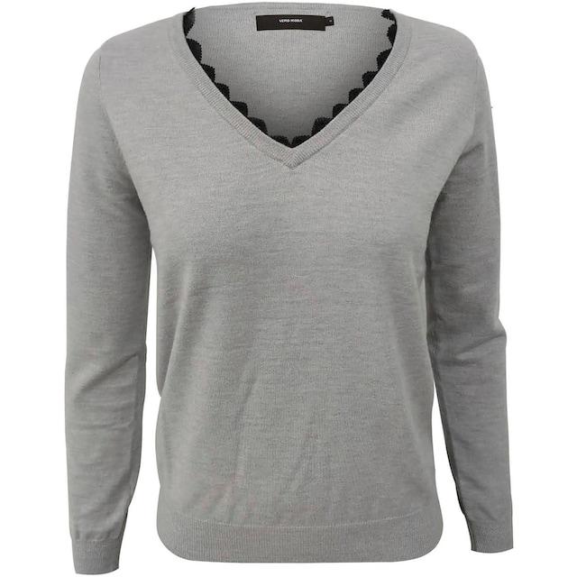 Vero Moda V-Ausschnitt-Pullover »VMKARISARA«