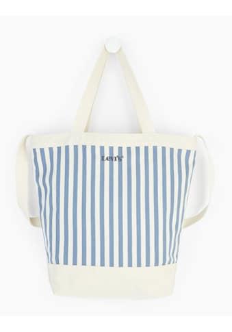 Levi's® Shopper »Women's Striped Shopper«, kann auch als Umhängetasche getragen werden kaufen